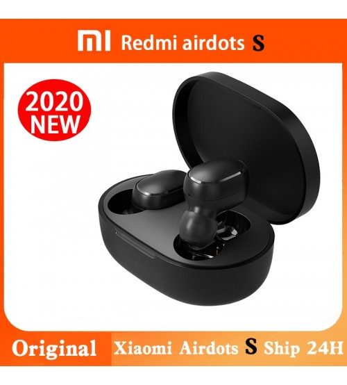 Original Xiaomi Airdots S Tws Redmi Airdots Pro 2 Earbuds Wireless Earphone Bluetooth 5.0 Gaming Headset With Mic Voice Control