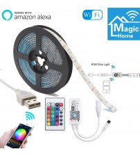 Smart  RGB Strip LED Light (Apps Control)